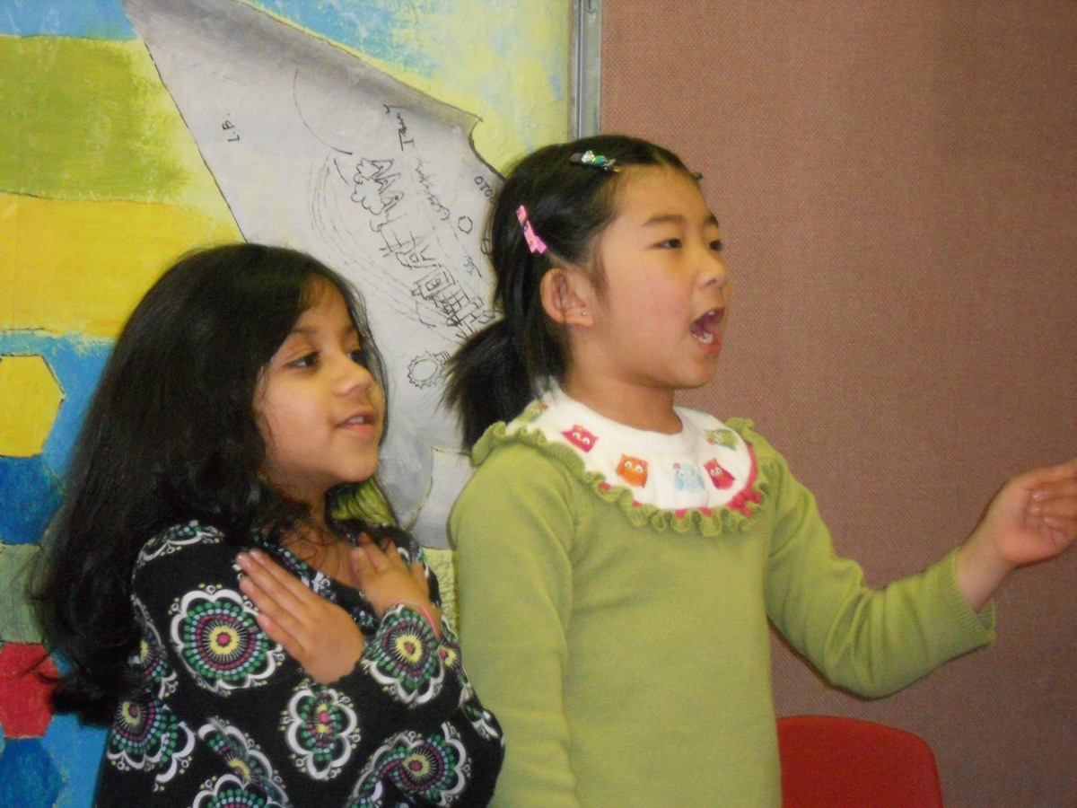 Photo from Harmony Road 3 Singing class