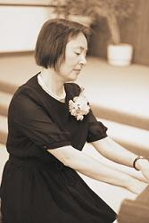 Masako teaches keyboard, piano, voice, and singing classes